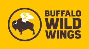 The Buffalo Wild Wings logo.