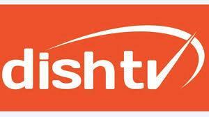 Dish TV logo.