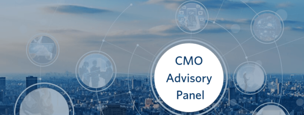 Pictured: our CMO advisory panel as shown below.