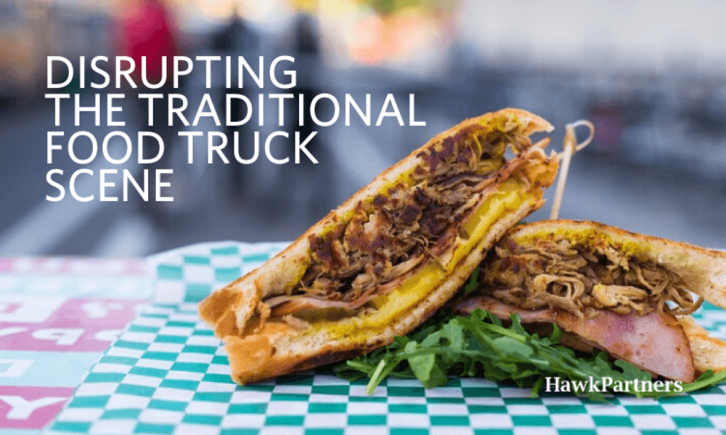 Disrupting the Traditional Food Truck Scene