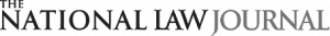 The is a logo for the National Law Journal.